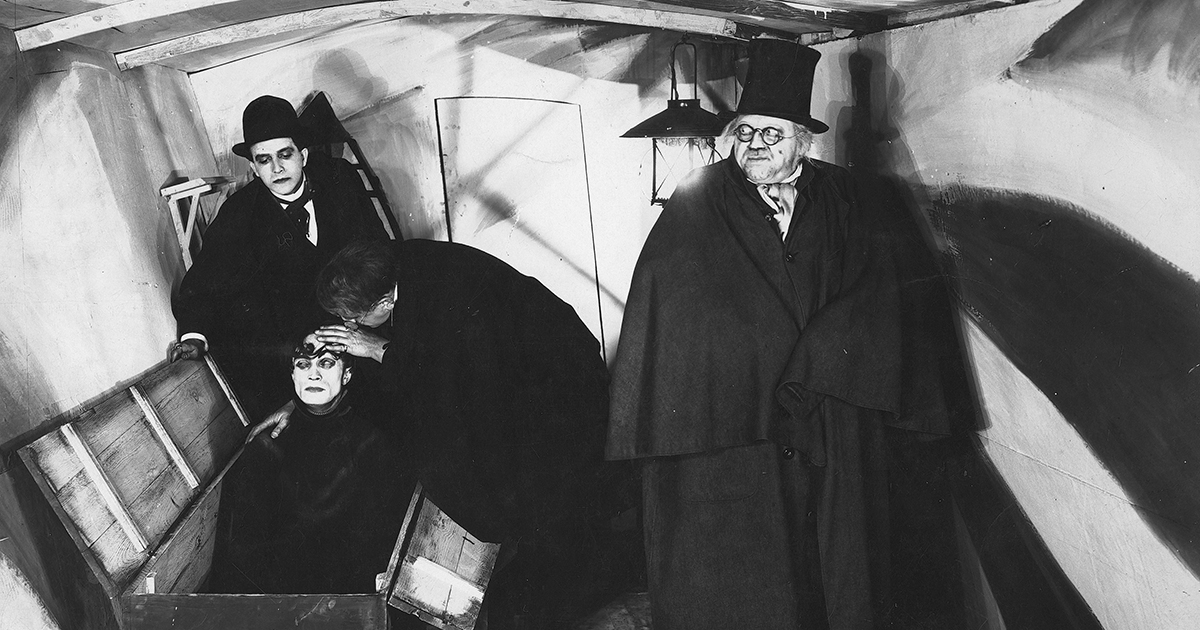 The Cabinet of Doctor Caligari0